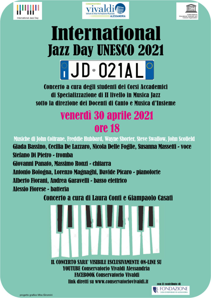 Jazz day 2021